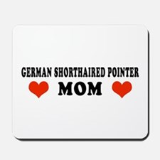 German Shorthaired Pointer Mo Mousepad