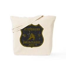Veterinarian Ninja League Tote Bag