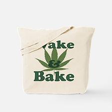 Wake and Bake Tote Bag