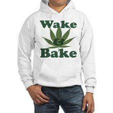 Wake and Bake Jumper Hoody