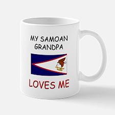 My Samoan Grandpa Loves Me Mug