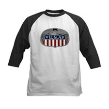 Victory and Liberty Eagle Tee