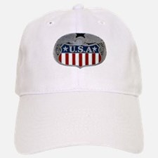 Victory and Liberty Eagle Baseball Baseball Cap