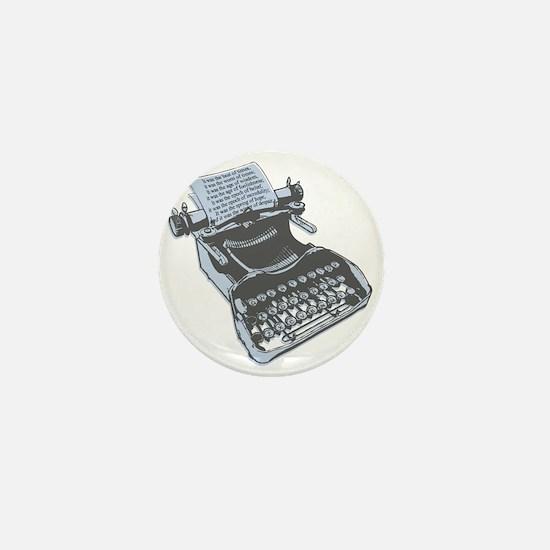 WRITER Mini Button