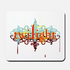 Twilight Blood Crest Mousepad