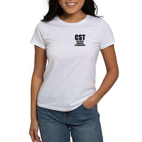 Bold CST black Women's T-Shirt