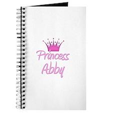 Princess Abby Journal