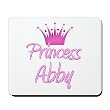 Princess Abby Mousepad