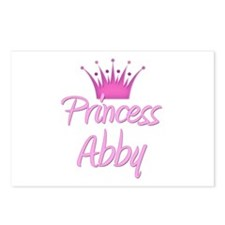 Princess Abby Postcards (Package of 8)