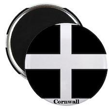 "Cornwall Flag 2.25"" Magnet (10 pack)"