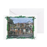 Black Smith Shop Greeting Cards (Pk of 10)
