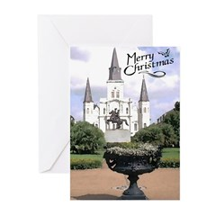 Jackson Square Christmas Cards