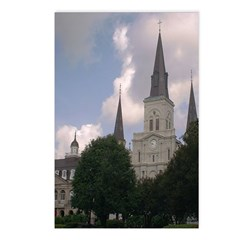 French Quarter Cathedral Postcards