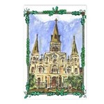 Cathedral Christmas Postcards (Package of 8)