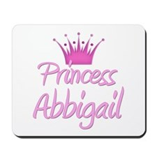Princess Abbigail Mousepad