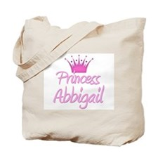 Princess Abbigail Tote Bag