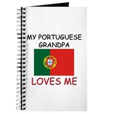My Portuguese Grandpa Loves Me Journal
