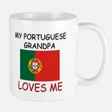 My Portuguese Grandpa Loves Me Mug