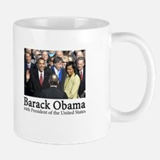 Barack Obama, 44th President Mug