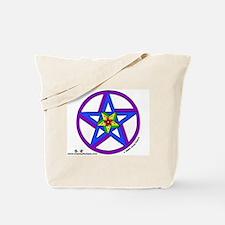 Pentagrams #1 - Tote Bag