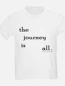 journey Kid's Light T-Shirt