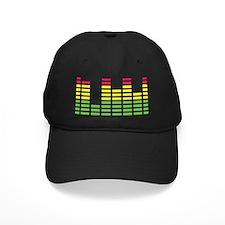 equalizer audio sound Baseball Hat