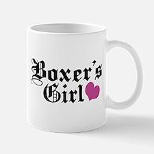 Boxer's Girl Mug