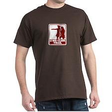 Lewis & Clark Trail, Idaho T-Shirt