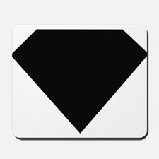 Black Diamond Mousepad