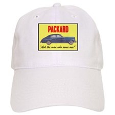 """1946 Packard Slogan"" Baseball Cap"