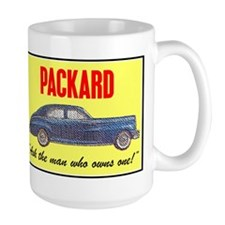 """1946 Packard Slogan"" Mug"
