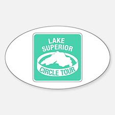 Lake Superior Circle Tour, Minnesota Decal