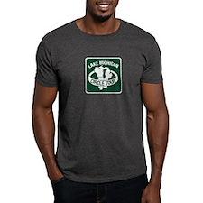 Lake Michigan Circle Tour, Wisconsin T-Shirt