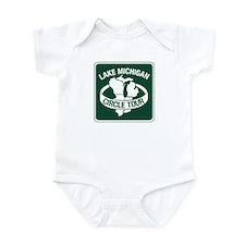 Lake Michigan Circle Tour, Wisconsin Infant Bodysu