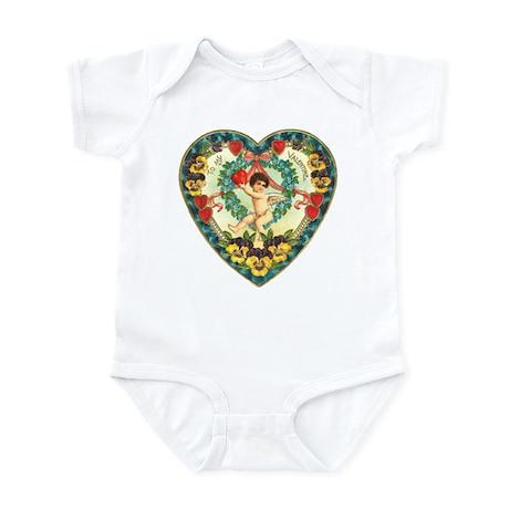 To My Valentine Infant Bodysuit