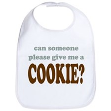 Can Someone Please Give me a Cookie Bib