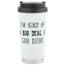 Big deal in San Diego Travel Mug