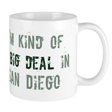 Big deal in San Diego Mug