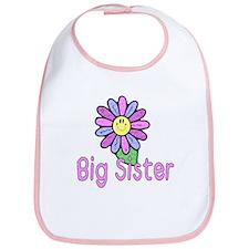 Big Sister Flower Bib