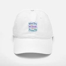 Behind Nurse, Running CNA Baseball Baseball Cap