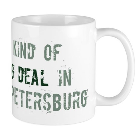 Big deal in Saint Petersburg Mug