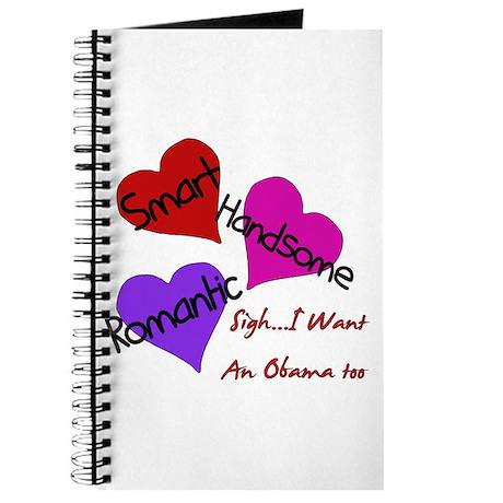 I Want an Obama Too Journal