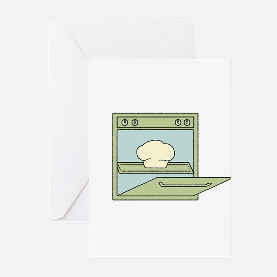Bun in the Oven Greeting Cards (Pk of 10)