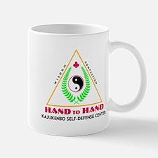 Hand To Hand Classic Logo Mug