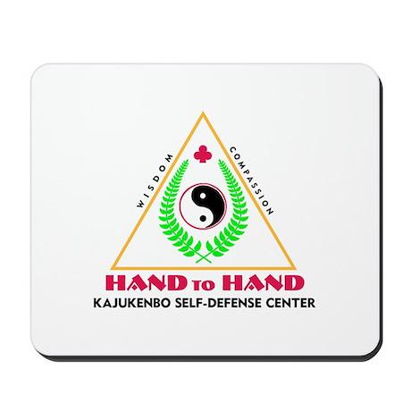 Hand To Hand Classic Logo Mousepad