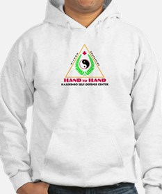 Hand To Hand Classic Logo Jumper Hoody