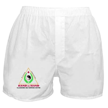 Hand To Hand Classic Logo Boxer Shorts
