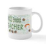 World's Greatest Teacher Mug