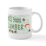 World's Greatest Plumber Mug