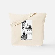 Vivitur Ingenio Tote Bag